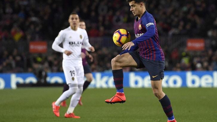 Coppa del Re: Barcellona-Real, blaugrana avanti a 1,50