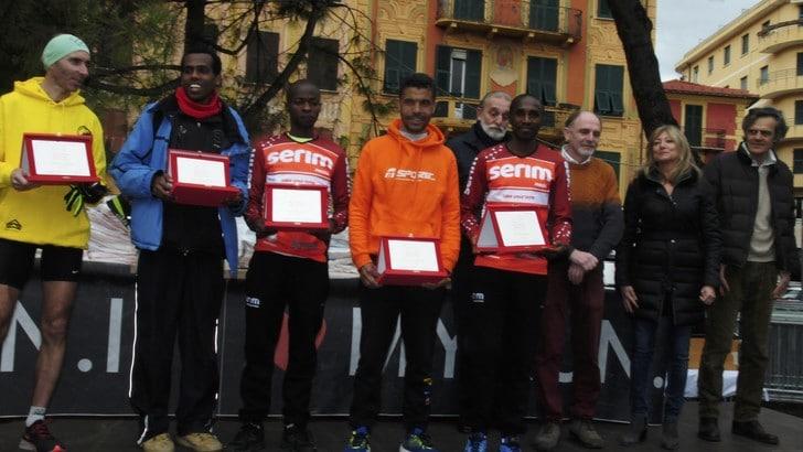 Manirafasha e Straneo conquistano la 14° Mezza Maratona delle Due Perle