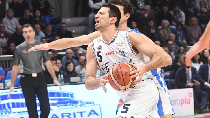 Basket, Serie A2: Fortitudo Bologna sfida Jesi, a rimbalzo sarà battaglia