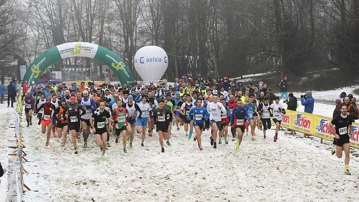 Cross per tutti: 3° tappa fra neve e fango