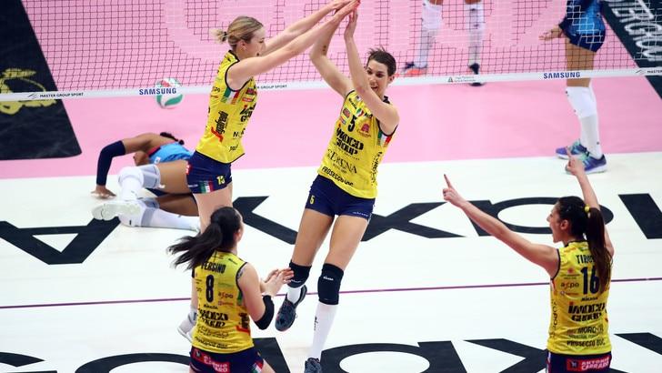 Volley: Champions Femminile, Scandicci, Conegliano e Novara si rituffano in Europa