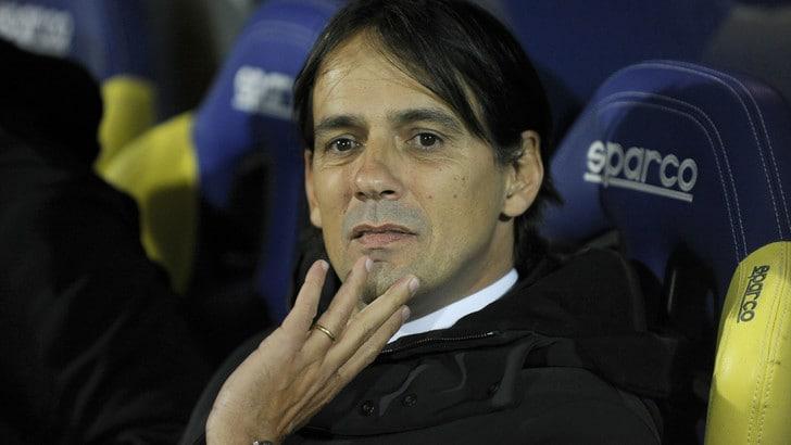 Lazio, Inzaghi: «Calendario? Ci adattiamo. Problemi per Immobile»