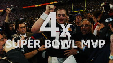 Tom Brady - La carriera in numeri
