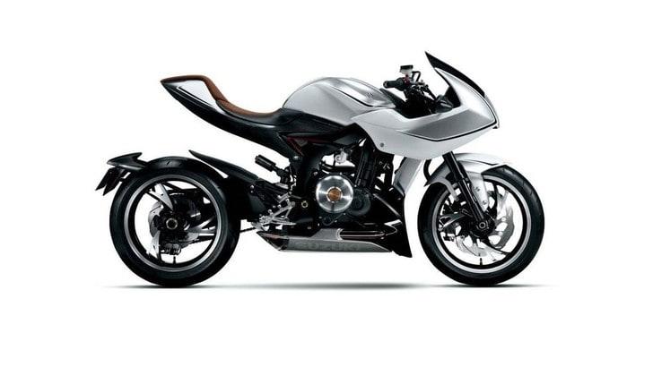 Si torna a parlare di Suzuki Recursion, la moto col turbo