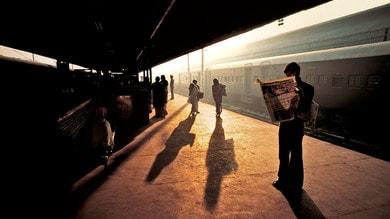 Arriva a Torino la mostra Steve McCurry. Leggere