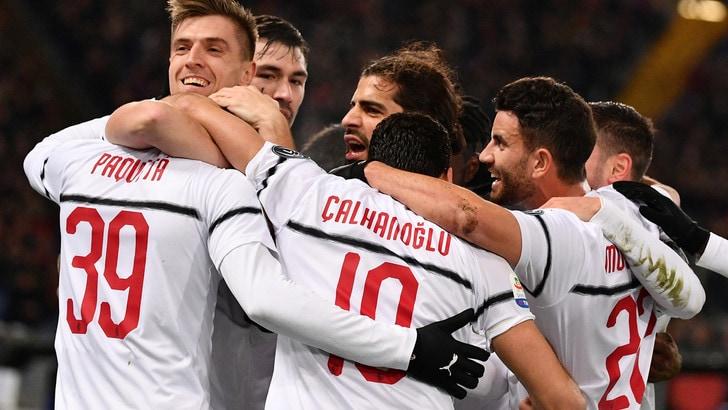 Serie A, zona Champions: quote strettissime per il quarto posto