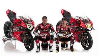 SuperBike, via i velli alla nuova Ducati
