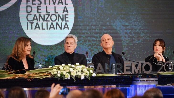 Sanremo 2019, in quota il podio è roba da uomini