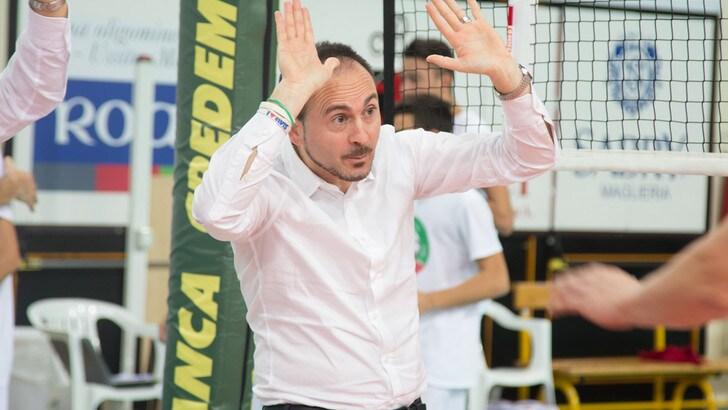 Volley: A2 Maschile, Bosco alza le mani, Macerata senza allenatore