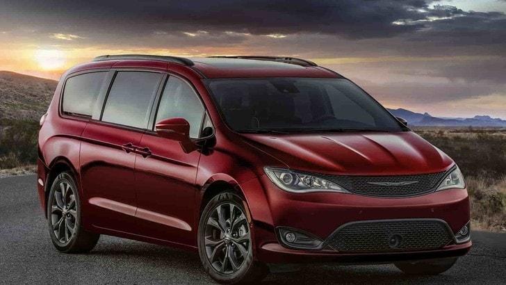 Chrysler Pacifica e Dodge Grand Caravan: ecco le serie speciali