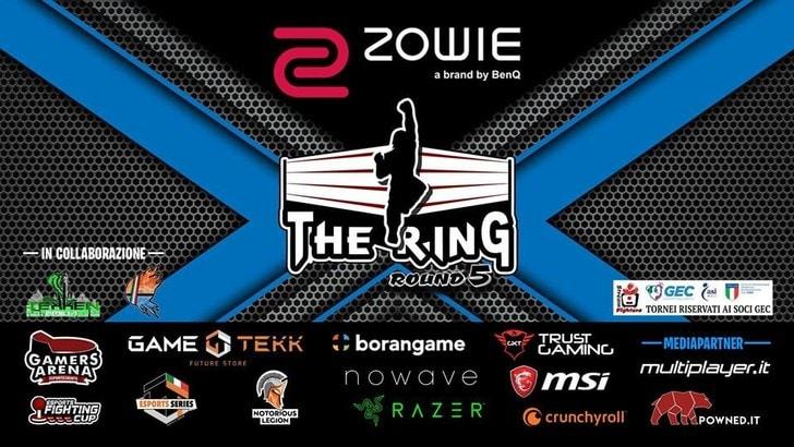 THE RING Round 5: l'esport show è a Bologna