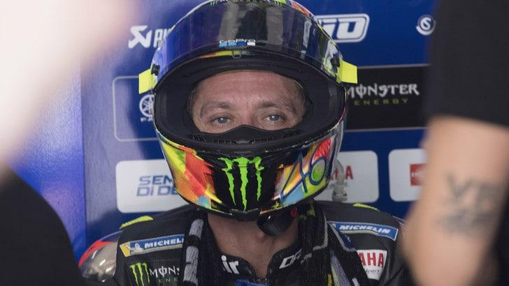 MotoGp Yamaha, Rossi: «Soddisfatto ma non troppo»