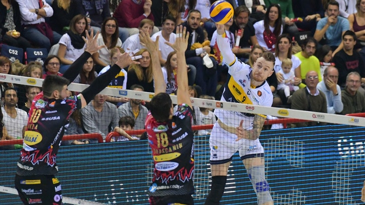 Volley: Coppa Italia Superlega, Final Four: Bologna è pronta !
