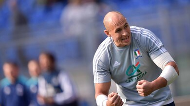 Rugby Italia-Galles, Parisse ci crede: «Vogliamo vincere»