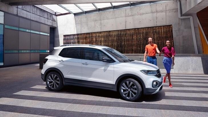 Volkswagen T-Cross First Edition, il lancio è full optional