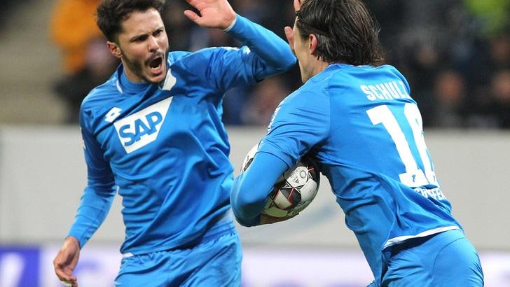 Bundesliga: Leverkusen corsaro ad Hannover, 2-1 Hoffenheim al Norimberga