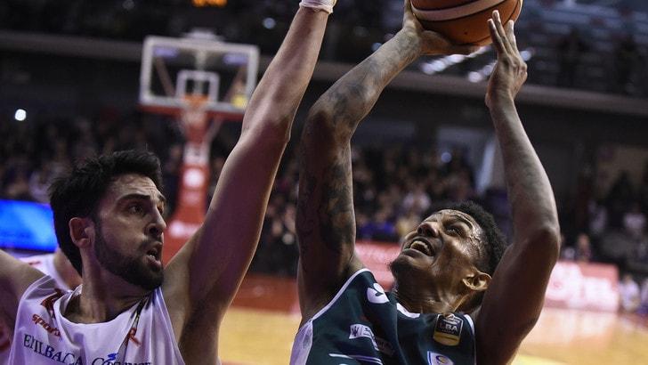 Basket Serie A, Cantù e Cremona vincono negli anticipi della 19ª giornata