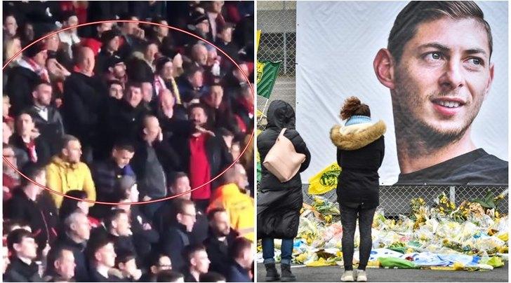 Tragedia Sala: due tifosi del Southampton fanno il gesto dell'aereo, arrestati