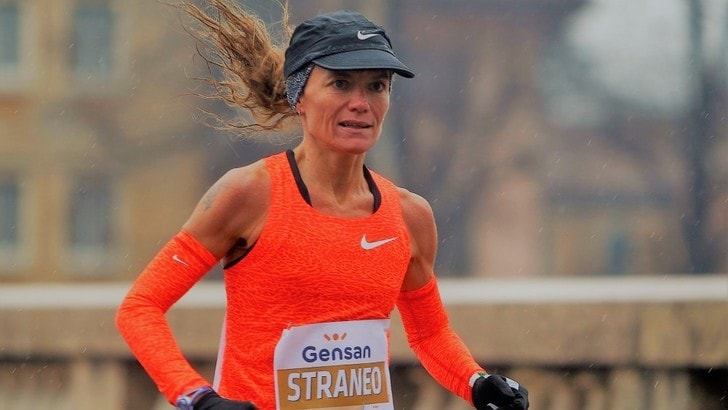 Valeria Straneo  ricomincia a sognare dalla Gensan Giulietta&Romeo Half Marathon