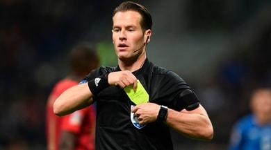 Champions League, Makkelie arbitra Roma-Porto. Orsato dirige Manchester United-Psg
