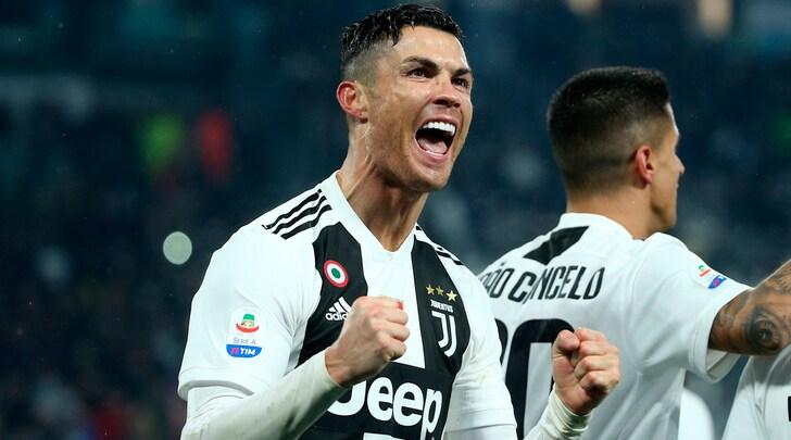 Sassuolo-Juventus, Cristiano Ronaldo sfida Consigli e Messi