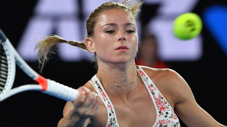 Tennis, WTA Doha: alla Giorgi non basta un primo set scintillante, vince Bertens