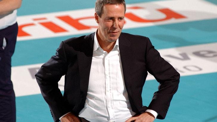Volley: Superlega, Vibo, via Valentini, arriva Daniele Bagnoli