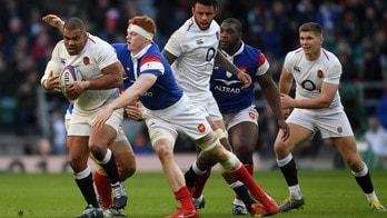 Rugby Sei Nazioni, Inghilterra show: Francia ko