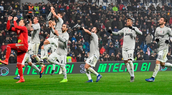 Juventus, le pagelle: roccia Mandzukic, Caceres stavolta è attento