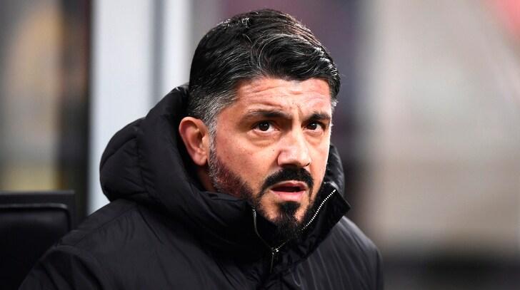 Gattuso: «Milan, il segreto è avere sempre fame di vittorie»