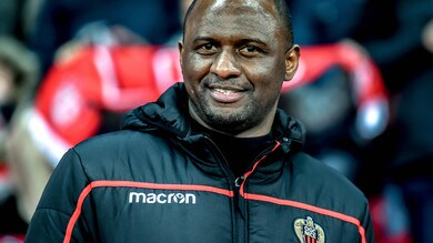 Ligue 1: Lione ko, il Nizza di Vieira vede l'Europa