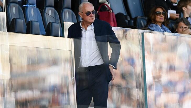 Atalanta, Percassi: «Salviamoci, poi pensiamo alla Champions. Con Gasperini c'è grande feeling»