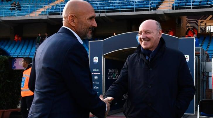 Inter, Marotta: Icardi? Con Spalletti serve un chiarimento