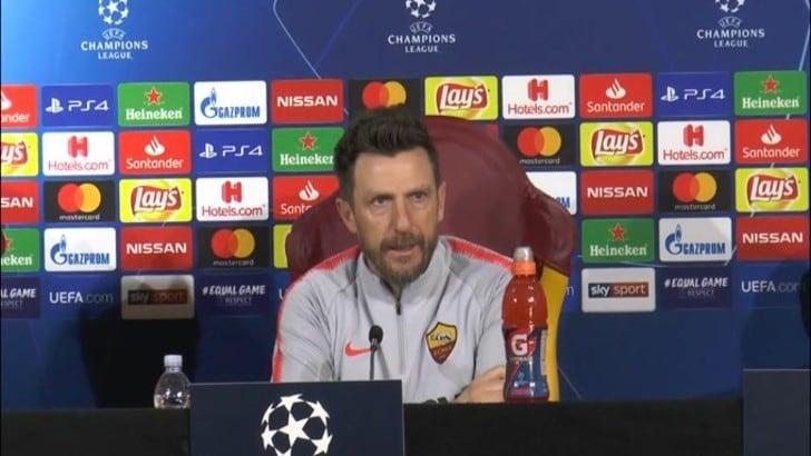 Roma Porto In Tv: Diretta Roma-Porto Ore 21: Formazioni Ufficiali, Dove