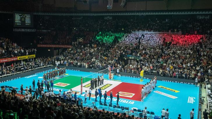 Volley: Coppa Italia, successo di pubblico per la Final Four di Bologna