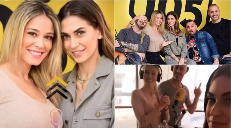 Leotta e Satta condividono la puntata di Radio 105 e gli utenti social apprezzano
