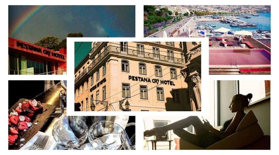 Una rapida carrellata tra Lisbona e Madeira dei due alberghi di proprietà del portoghese: prossime aperture Marrakech, New York, Madrid e Parigi