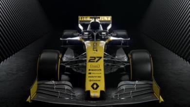 F1, ecco la nuova Renault!