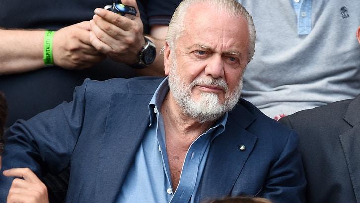 Serie A Napoli, multato De Laurentiis per le dichiarazioni su Mazzoleni