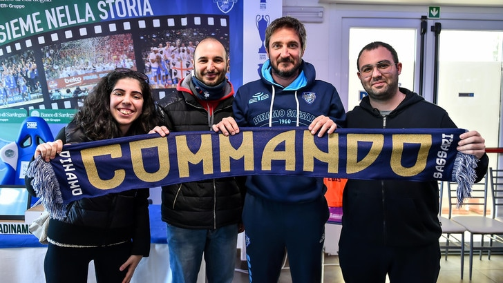 Basket Serie A, Pozzecco si presenta alla Dinamo Sassari