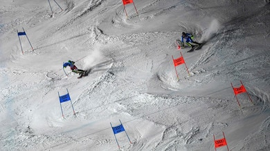 Mondiali di sci, Italia di bronzo nel Team event. Vince la Svizzera