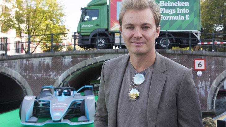 F1 Rosberg: «La Mercedes potrebbe fare fatica»