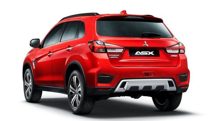 Mitsubishi ASX, il restyling a Ginevra