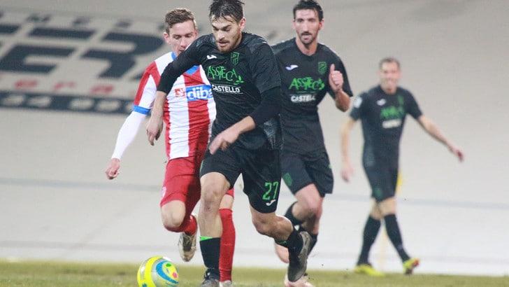 Serie C Triestina-Sudtirol 0-0. Il Pordenone batte la Vis Pesaro