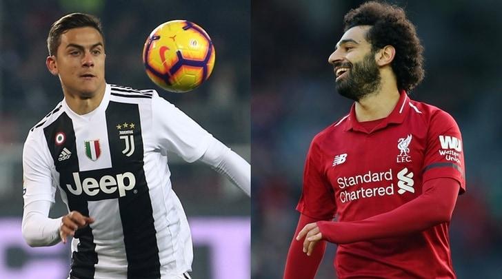 Juventus, Dybala per Salah: lo scambio che fa impazzire il mercato