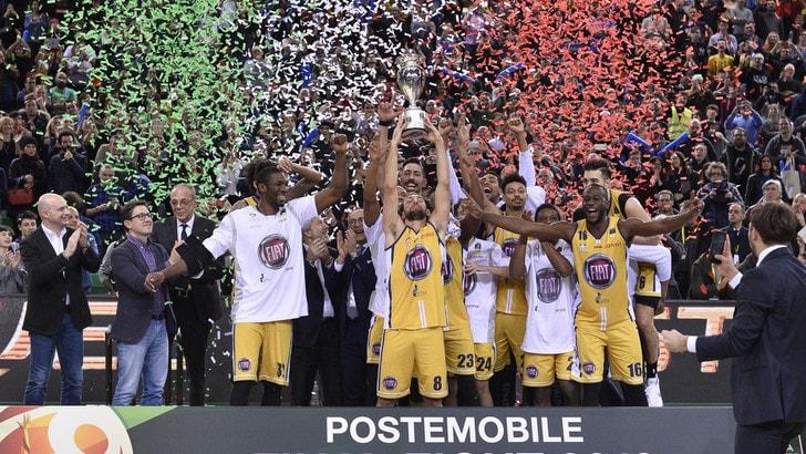 Basket Final Eight, ecco il programma della Coppa Italia 2019