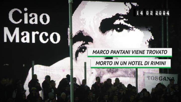 14 febbraio 2004 - 15 anni fa l'addio a Marco Pantani