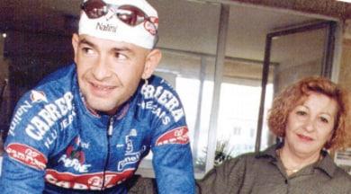 Mamma Tonina Pantani: «Marco è sempre qui»