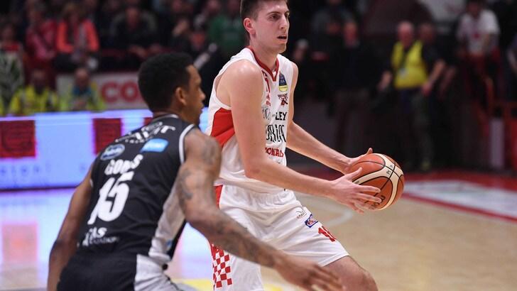 Basket, Serie A2: colpo Treviso, arriva Severini
