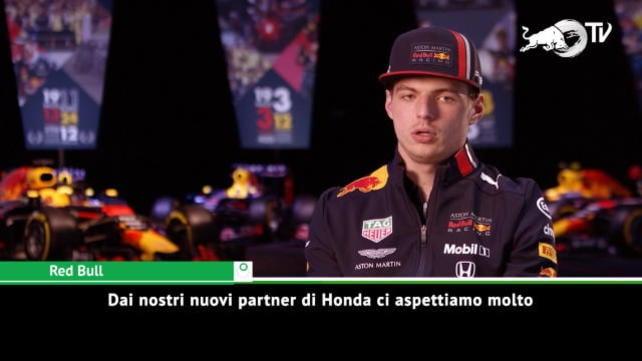 """Verstappen: """"Honda? Positivo ma realista"""""""